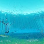 「ABZU」幻想的な海の中を華麗に泳ぐ雰囲気ゲーム