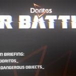 「Doritos VR BATTLE」 あれがとても食べたくなる