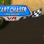 「KART CHASER : THE BOOST VR」 VRでマリオカート
